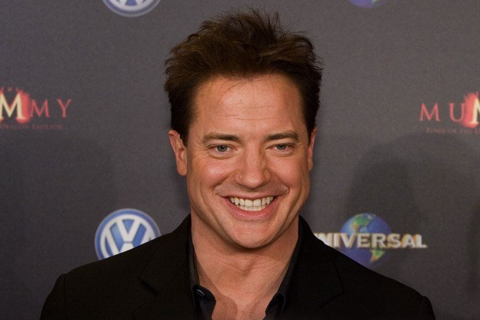 Brendan Fraser photo
