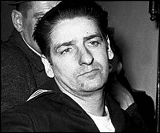 Albert Henry DeSalvo Aka. The Boston Strangler