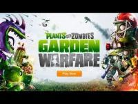 Plants vs Zombies - Garden Warfare (2014) Gameplay