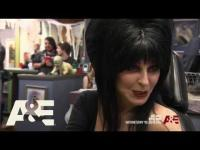 Elvira 'Mistress of the Dark' on A&E's Epic Ink - Preview