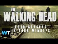 The Walking Dead: 4 Seasons in 4 Minutes Recap Video