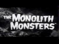 The Monolith Monsters (1957) - Trailer
