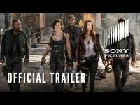 Resident Evil: The Final Chapter (2016) - Trailer movie trailer video