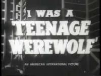 I Was a Teenage Werewolf (1957) - Trailer movie trailer video