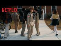 Netflix's Stranger Things Season 2 Teaser - Super Bowl 2017 movie trailer video