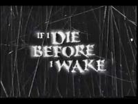 If I Die Before I Wake (1998) - Trailer movie trailer video