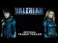 Valerian and the City of a Thousand Planets (2017) - Teaser Trailer movie trailer video