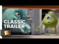 Monsters, Inc. (2001) - Trailer movie trailer video