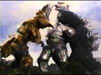 Godzilla vs. Mechagodzilla (1974) - Trailer