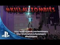 #KillAlllZombies - PS4 Announce Trailer movie trailer video