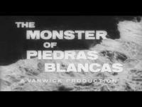 The Monster of Piedras Blancas (1959) - Trailer