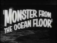 Monster from the Ocean Floor (1954) - Trailer movie trailer video