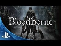 Bloodborne - Debut Trailer movie trailer video