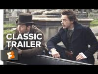 Sherlock Holmes (2009) - Trailer movie trailer video