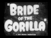 Bride of the Gorilla (1951) - Trailer