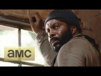 AMC's The Walking Dead Season 5 - Tyrese (Chad L. Coleman) Interview