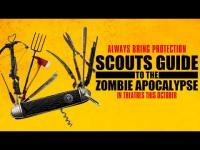 Scouts Guide to the Zombie Apocalypse (2015) - Red Band Trailer movie trailer video