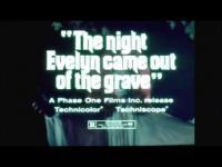 The Night Evelyn Came Out of the Grave 1971  Trailer