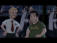 Disney's Phineas and Ferb's Tribute to Shaun of the Dead