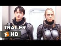 Valerian and the City of a Thousand Planets (2017) - Trailer movie trailer video