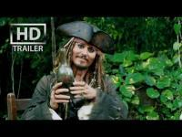 Pirates of the Caribbean: On Stranger Tides (2011) - Trailer movie trailer video