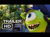 Monsters University (2013) - Trailer movie trailer video