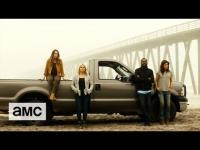 AMC's Fear The Walking Dead Season 2B - San Diego Comic-Con 2016 Trailer movie trailer video