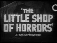 The Little Shop of Horrors (1960) - Trailer