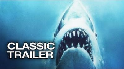 Jaws (1975) movie trailer video