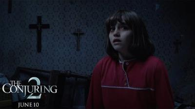 The Conjuring 2: The Enfield Poltergeist (2016) movie trailer video