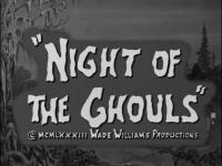 Night of the Ghouls (1959) - Trailer