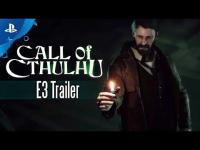 Call of Cthulhu - E3 2017 Trailer movie trailer video