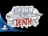 Drawn to Death - PSX 2014 Trailer (Game) movie trailer video
