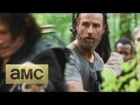 AMCs The Walking Dead Season 5  Strangers Sneak Peek Clip