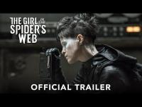 The Girl in the Spider's Web (2018) - Trailer