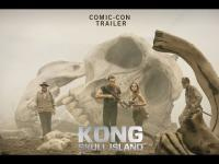 Kong: Skull Island (2017) - Comic-Con Trailer movie trailer video