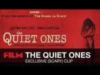 The Quiet Ones (2014) - Scary Kid Clip movie trailer video