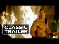 The Scorpion King: Rise of a Warrior (2008) - Trailer movie trailer video