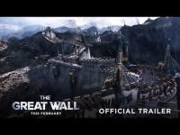 The Great Wall (2016) - Trailer movie trailer video