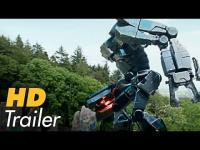 Robot Overlords (2014) - Trailer movie trailer video