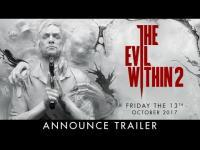 The Evil Within 2 - E3 2017 Trailer