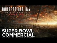 Independence Day: Resurgence (2016) - Super Bowl Spot