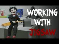Working with Jigsaw - Short Film movie trailer video