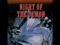 Night of the Demon (1980) - Trailer