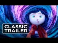 Coraline (2009) - Trailer movie trailer video