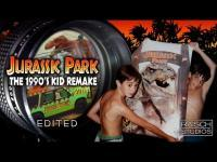 Jurassic Park: 1990's Kid Remake Short Film
