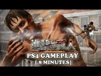 Attack on Titan - Gameplay Video