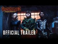 Goosebumps 2: Haunted Halloween (2018) - Trailer movie trailer video