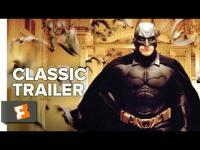 Batman Begins (2005) - Trailer movie trailer video