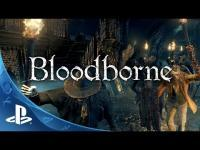 Bloodborne - Gamescom 2014 PS4 Gameplay (Game) movie trailer video
